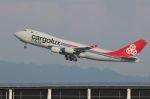 山河 彩さんが、関西国際空港で撮影したカーゴルクス・イタリア 747-4R7F/SCDの航空フォト(飛行機 写真・画像)
