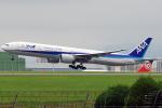Double_Hさんが、金浦国際空港で撮影した全日空 777-381/ERの航空フォト(写真)