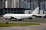 なごやんさんが、香港国際空港で撮影したACTエアラインズ 747-433M(BDSF)の航空フォト(写真)