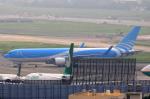 ぽっぽさんが、台湾桃園国際空港で撮影したジェットエアフライ 767-38E/ERの航空フォト(写真)