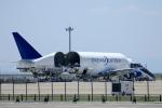 RUNDY!さんが、中部国際空港で撮影したボーイング 747-409(LCF) Dreamlifterの航空フォト(写真)