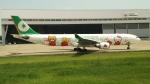 bellevueさんが、羽田空港で撮影したエバー航空 A330-302Xの航空フォト(写真)