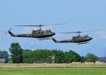 じーく。さんが、札幌飛行場で撮影した陸上自衛隊 UH-1Jの航空フォト(写真)