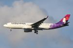 hiko_chunenさんが、成田国際空港で撮影したハワイアン航空 A330-243の航空フォト(飛行機 写真・画像)