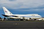Sky-Hiro747さんが、クライストチャーチ国際空港で撮影したアメリカ航空宇宙局 747SP-21の航空フォト(飛行機 写真・画像)