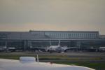 寛太さんが、羽田空港で撮影した全日空 787-9の航空フォト(写真)