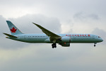 tsubasa0624さんが、成田国際空港で撮影したエア・カナダ 787-9の航空フォト(写真)