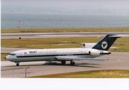 航空フォト:MT-1037 MIATモンゴル航空 727-200