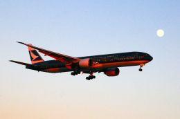 まいけるさんが、ロンドン・ヒースロー空港で撮影したキャセイパシフィック航空 777-367/ERの航空フォト(写真)
