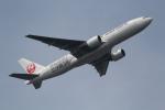 ANA744Foreverさんが、羽田空港で撮影した日本航空 777-289の航空フォト(写真)