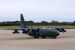 yuu@HKD/RJCHさんが、函館空港で撮影した航空自衛隊 C-130H Herculesの航空フォト(飛行機 写真・画像)