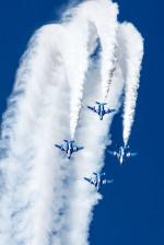 Yagamaniaさんが、札幌飛行場で撮影した航空自衛隊 T-4の航空フォト(写真)