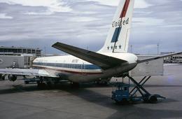 Gambardierさんが、デンバー国際空港で撮影したユナイテッド航空 DC-8-61の航空フォト(飛行機 写真・画像)