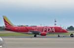 Dojalanaさんが、函館空港で撮影したフジドリームエアラインズ ERJ-170-100 (ERJ-170STD)の航空フォト(飛行機 写真・画像)