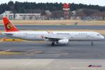 いおりさんが、成田国際空港で撮影したトランスアジア航空 A321-131の航空フォト(写真)
