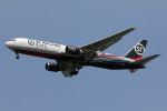 やまちゃんさんが、無錫碩放空港で撮影したSF エアラインズ 767-338/ER-BCFの航空フォト(写真)