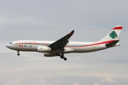 りんたろうさんが、フランクフルト国際空港で撮影したミドル・イースト航空 A330-243の航空フォト(飛行機 写真・画像)