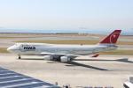 中部国際空港 - Chubu Centrair International Airport [NGO/RJGG]で撮影されたノースウエスト航空 - Northwest Airlines [NW/NWA]の航空機写真