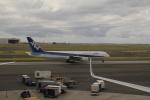 職業旅人さんが、ダニエル・K・イノウエ国際空港で撮影した全日空 767-381/ERの航空フォト(写真)