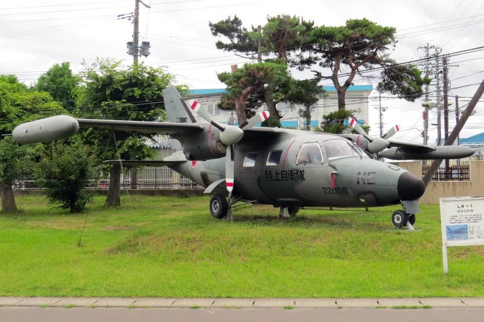 jk3yhgさんの陸上自衛隊 Mitsubishi MU-2 (22008) 航空フォト