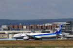 non-nonさんが、フランクフルト国際空港で撮影した全日空 777-381/ERの航空フォト(写真)
