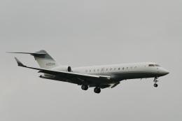 camelliaさんが、成田国際空港で撮影したクレイ・レイシー・アヴィエーション BD-700 Global Express/5000/6000の航空フォト(飛行機 写真・画像)