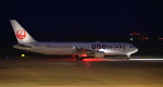 ふじいあきらさんが、広島空港で撮影した日本航空 767-346の航空フォト(写真)