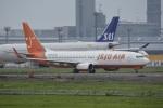 LEGACY-747さんが、成田国際空港で撮影したチェジュ航空 737-8BKの航空フォト(写真)