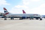 職業旅人さんが、O・R・タンボ国際空港で撮影したコムエア 737-436の航空フォト(飛行機 写真・画像)