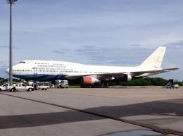 こじゆきさんが、ウドーンターニー空港で撮影したオリエント・タイ航空の航空フォト(飛行機 写真・画像)