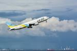 パンダさんが、羽田空港で撮影したAIR DO 767-33A/ERの航空フォト(写真)