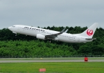 じーく。さんが、新千歳空港で撮影したJALエクスプレス 737-846の航空フォト(飛行機 写真・画像)