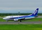 じーく。さんが、新千歳空港で撮影したANAウイングス 737-54Kの航空フォト(飛行機 写真・画像)