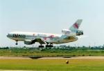 Koba UNITED®さんが、仙台空港で撮影したJALウェイズ DC-10-40Iの航空フォト(写真)