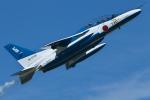 おぺちゃんさんが、札幌飛行場で撮影した航空自衛隊 T-4の航空フォト(写真)