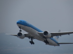 うめたろうさんが、関西国際空港で撮影したKLMオランダ航空 777-306/ERの航空フォト(写真)