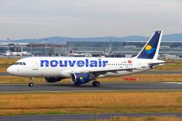 りんたろうさんが、フランクフルト国際空港で撮影したヌーべルエア・チュニジア A320-214の航空フォト(飛行機 写真・画像)