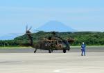 じーく。さんが、館山航空基地で撮影した陸上自衛隊 UH-60JAの航空フォト(写真)