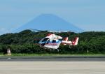 じーく。さんが、館山航空基地で撮影した朝日新聞社 MD 900/902の航空フォト(飛行機 写真・画像)