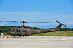 パンダさんが、館山航空基地で撮影した陸上自衛隊 UH-1Jの航空フォト(写真)