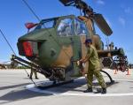 パンダさんが、館山航空基地で撮影した陸上自衛隊 AH-1Sの航空フォト(写真)