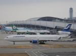 セブンさんが、関西国際空港で撮影したフィンエアー MD-11の航空フォト(飛行機 写真・画像)