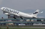 tak✈さんが、福岡空港で撮影したフィンエアー A330-302Xの航空フォト(写真)