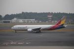 セブンさんが、成田国際空港で撮影したアシアナ航空 767-38EF/ERの航空フォト(飛行機 写真・画像)