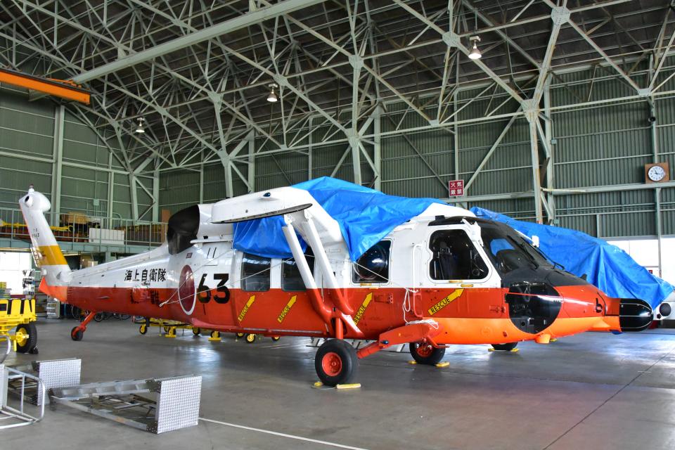 パンダさんの海上自衛隊 Mitsubishi UH-60J (8963) 航空フォト