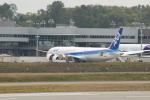 レラーシカニーさんが、ペインフィールド空港で撮影した全日空 787-9の航空フォト(写真)