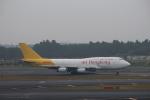 セブンさんが、成田国際空港で撮影したエアー・ホンコン 747-444(BCF)の航空フォト(飛行機 写真・画像)