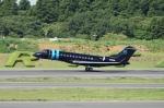 pringlesさんが、成田国際空港で撮影したアメリカ企業所有 BD-700-1A10 Global Expressの航空フォト(写真)