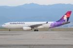 JA8961RJOOさんが、関西国際空港で撮影したハワイアン航空 A330-243の航空フォト(写真)