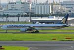 tsubasa0624さんが、羽田空港で撮影したシンガポール航空 777-312/ERの航空フォト(飛行機 写真・画像)
